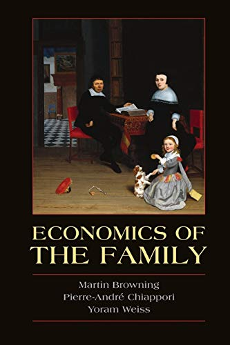 9780521795395: Economics of the Family (Cambridge Surveys of Economic Literature)