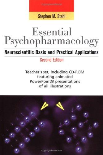 9780521795609: Essential Psychopharmacology Teacher's Set: Hardback and CD-ROM Pack (Essential Psychopharmacology Series)