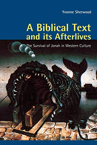 9780521795616: A Biblical Text and its Afterlives: The Survival of Jonah in Western Culture