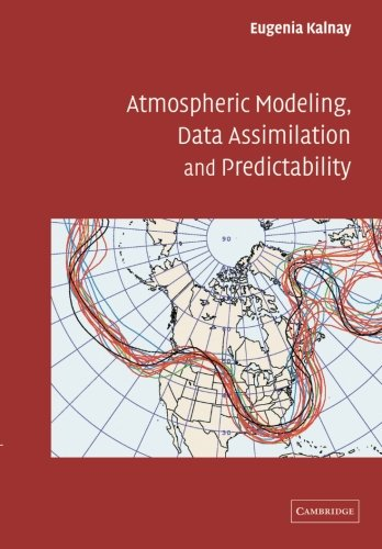 9780521796293: Atmospheric Modeling, Data Assimilation and Predictability