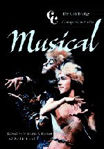 9780521796392: The Cambridge Companion to the Musical
