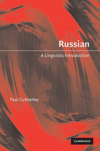 9780521796415: Russian: A Linguistic Introduction