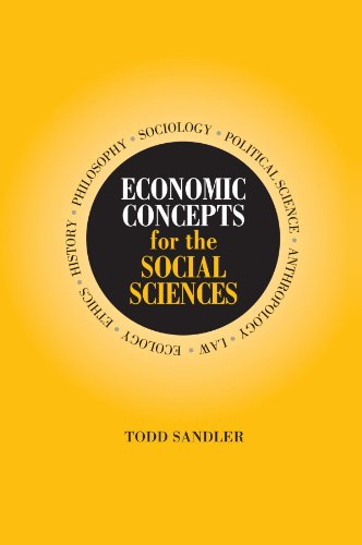 9780521796774: Economic Concepts for the Social Sciences