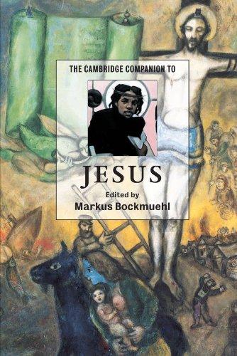 9780521796781: The Cambridge Companion to Jesus (Cambridge Companions to Religion)