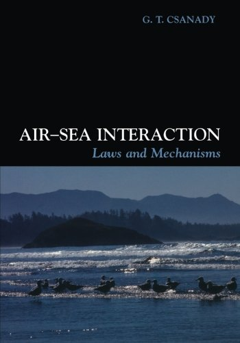 9780521796804: Air-Sea Interaction: Laws And Mechanisms