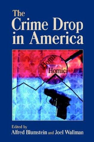 9780521797122: The Crime Drop in America (Cambridge Studies in Criminology)