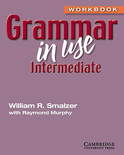 9780521797191: Grammar in Use Intermediate Workbook without Answers