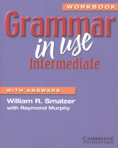 9780521797207: Grammar in Use Workbook with Answers