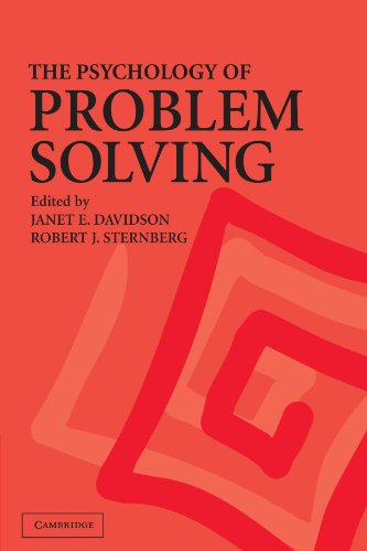 9780521797412: The Psychology of Problem Solving