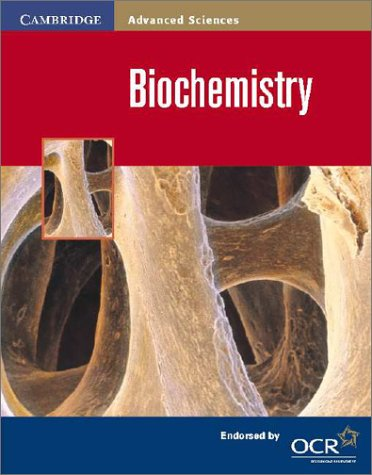 9780521797511: Biochemistry (Cambridge Advanced Sciences)