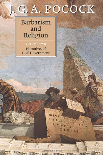 9780521797603: Barbarism and Religion, Vol. 2: Narratives of Civil Government
