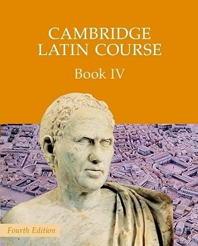 9780521797931: Cambridge latin course. Con espansione online. Per le Scuole superiori: 4