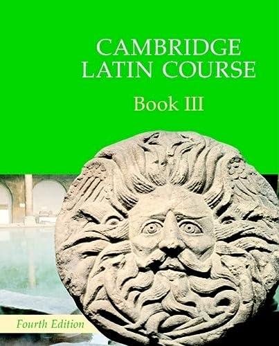 9780521797948: Cambridge Latin Course, Book 3