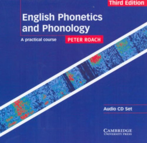 9780521797993: English Phonetics and Phonology Audio CDs (2): A Practical Course