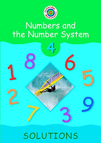 Cambridge Mathematics Direct 4 Numbers and the: Turner, Fay; Mumford,