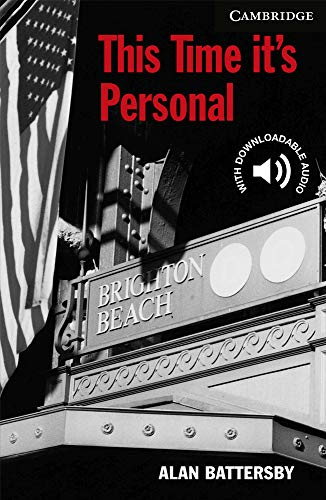 9780521798440: CER6: his Time It's Personal Level 6 (Cambridge English Readers)