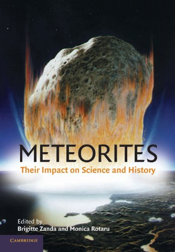 9780521799409: Meteorites: Their Impact on Science and History