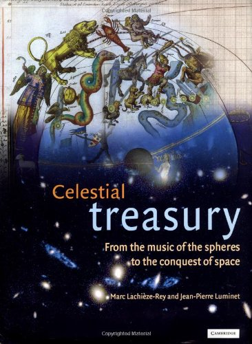9780521800402: Celestial Treasury: From the Music of the Spheres to the Conquest of Space