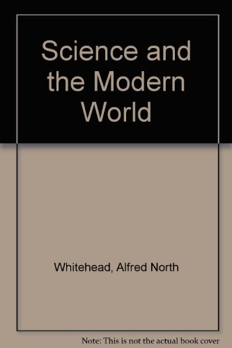 9780521800617: Science and the Modern World