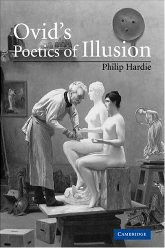 9780521800877: Ovid's Poetics of Illusion