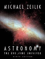 9780521800907: Astronomy: The Evolving Universe, 9th Edition