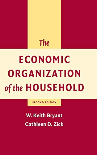 9780521801416: The Economic Organization of the Household