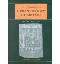 9780521801553: The Cambridge Urban History of Britain 3 Volume Hardback Set