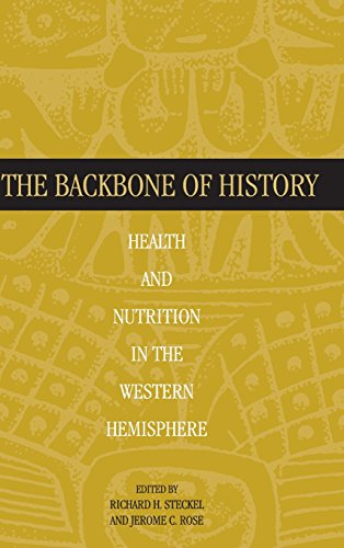 9780521801676: The Backbone of History: Health and Nutrition in the Western Hemisphere
