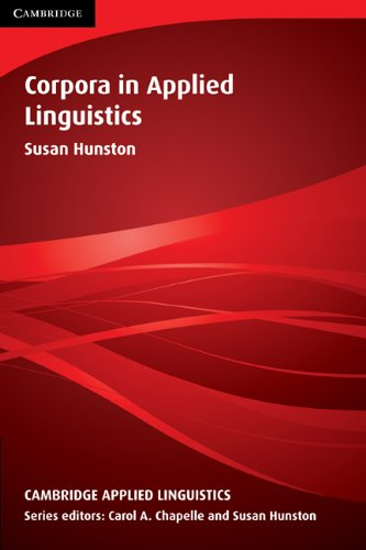 9780521801713: Corpora in Applied Linguistics (Cambridge Applied Linguistics)