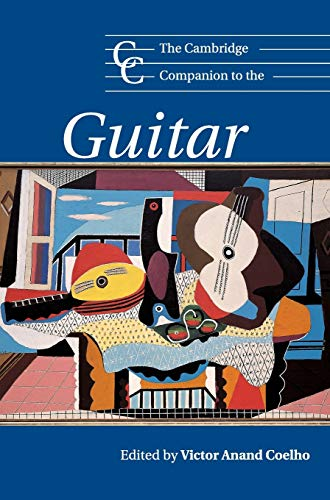 9780521801928: The Cambridge Companion to the Guitar (Cambridge Companions to Music)