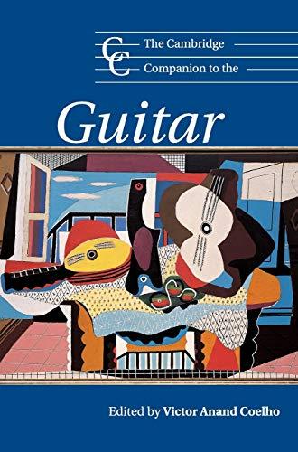 9780521801928: The Cambridge Companion to the Guitar Hardback (Cambridge Companions to Music)