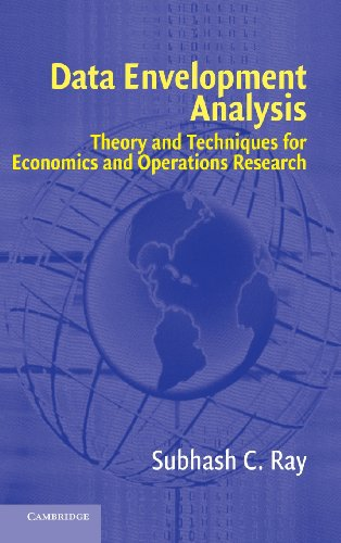 9780521802567: Data Envelopment Analysis: Theory and Techniques for Economics and Operations Research
