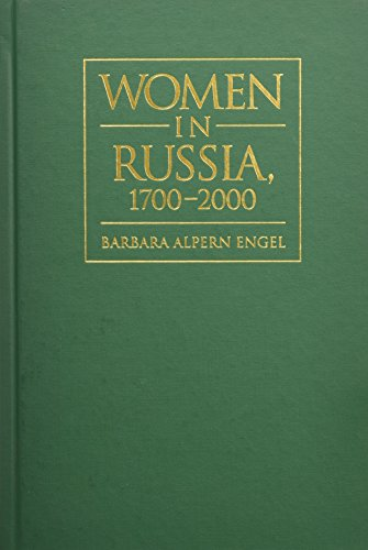 Women in Russia, 1700-2000 (0521802709) by Barbara Alpern Engel