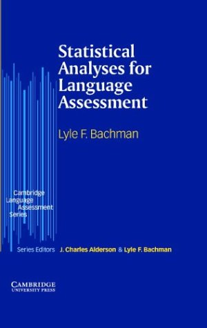 9780521802772: Statistical Analyses for Language Assessment Book (Cambridge Language Assessment)