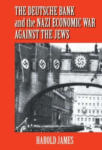 9780521803298: The Deutsche Bank and the Nazi Economic War against the Jews: The Expropriation of Jewish-Owned Property
