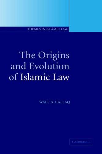 9780521803328: The Origins and Evolution of Islamic Law (Themes in Islamic Law)