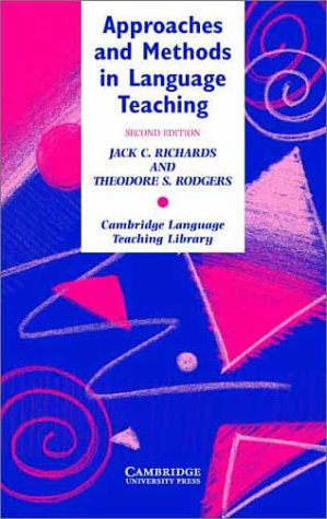 9780521803656: Approaches and Methods in Language Teaching