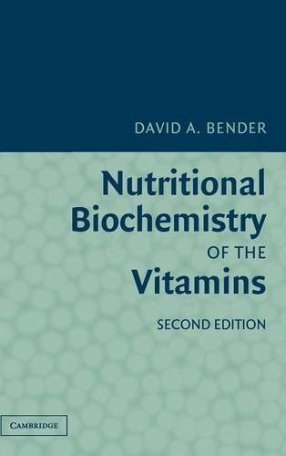 9780521803885: Nutritional Biochemistry of the Vitamins