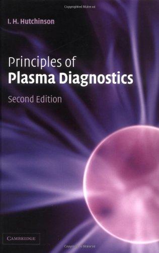 9780521803892: Principles of Plasma Diagnostics