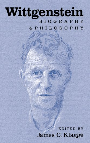 9780521803977: Wittgenstein Hardback: Biography and Philosophy
