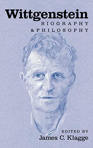 9780521803977: Wittgenstein: Biography and Philosophy