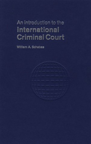 9780521804578: An Introduction to the International Criminal Court