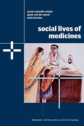 9780521804691: Social Lives of Medicines (Cambridge Studies in Medical Anthropology)