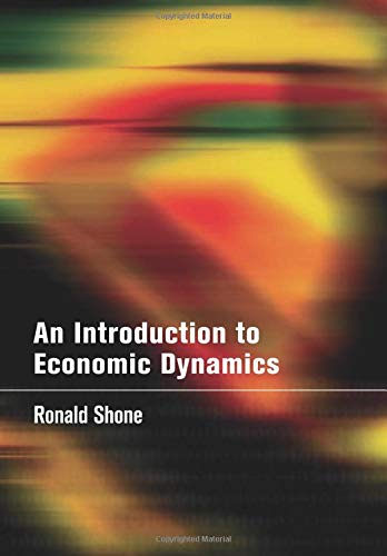 9780521804783: An Introduction to Economic Dynamics