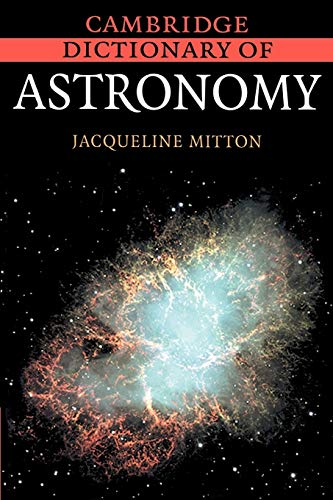 9780521804806: Cambridge Dictionary of Astronomy