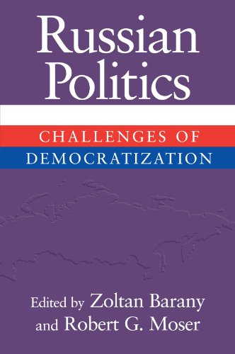 9780521805124: Russian Politics: Challenges of Democratization