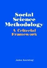 9780521805131: Social Science Methodology: A Criterial Framework