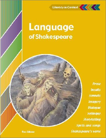 9780521805643: Language of Shakespeare Student's Book (Literacy in Context)