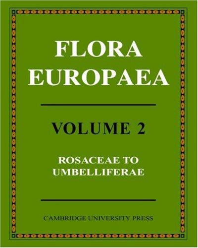 9780521805704: Flora Europaea (5 Volume Set & CD-ROM)