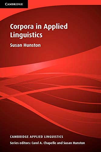 9780521805834: Corpora in Applied Linguistics (Cambridge Applied Linguistics)